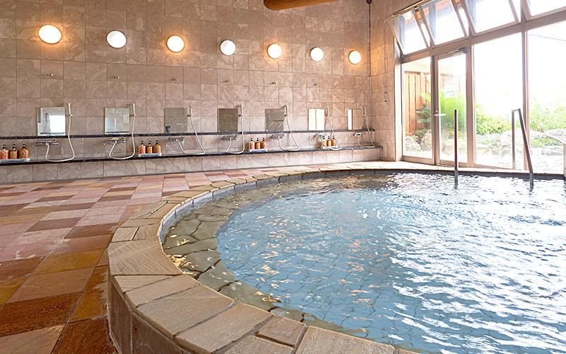 椿温泉 大浴場